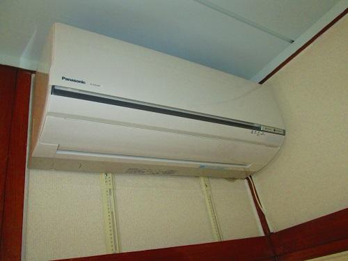 エアコンの取換工事(取付桟含む