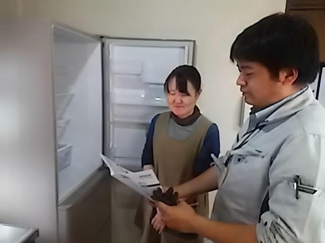 家電の使い方・トラブルで悩んでいるあなたに、家電のお医者さんが付き添って教えます。