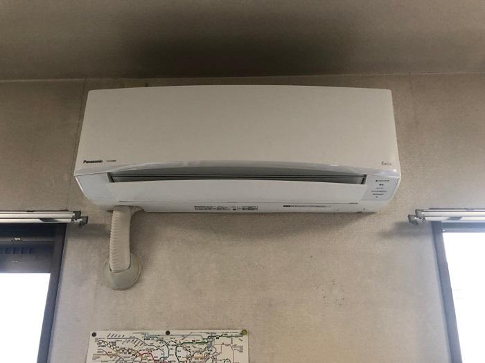 ナノイーX搭載エアコン