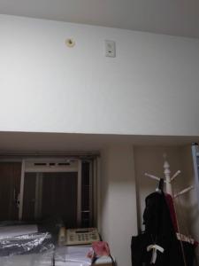 室内の配線もキレイ